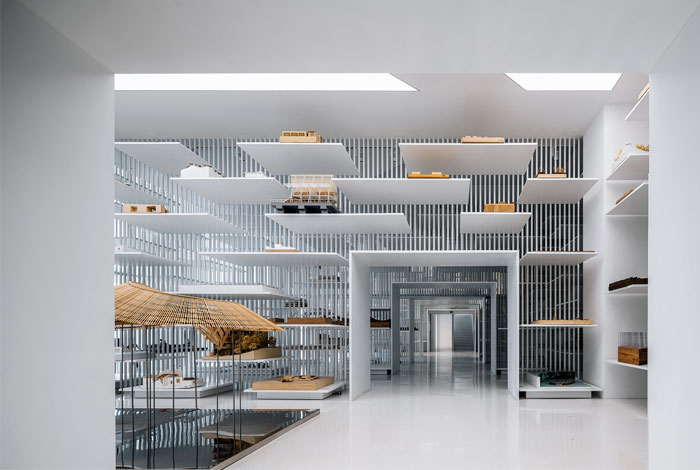 architectural model museum wutopia lab 5
