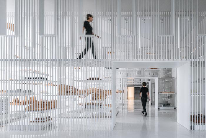 architectural model museum wutopia lab 6