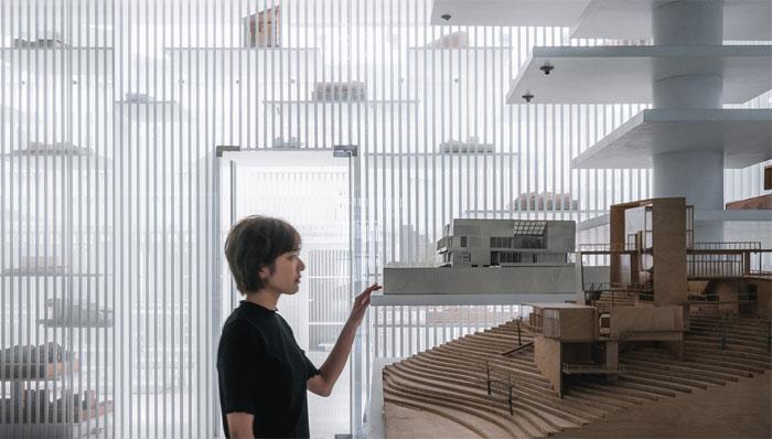 architectural model museum wutopia lab 7