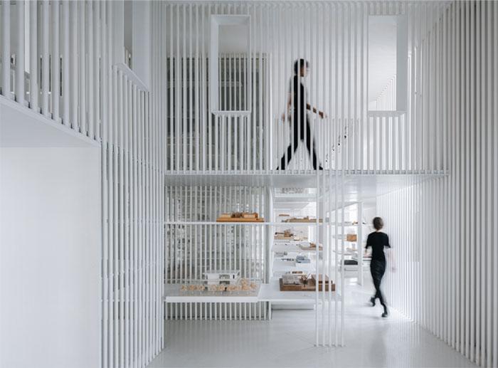 architectural model museum wutopia lab 8