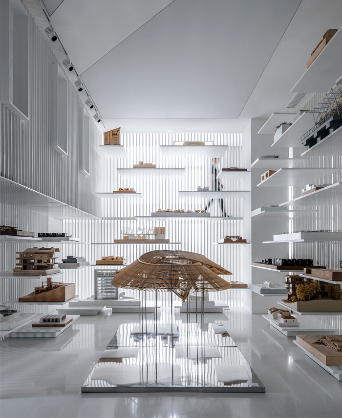 architectural model museum wutopia lab 9