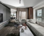 Minimalist Apartment With A Neutral Color Palette by Erez Hyatt