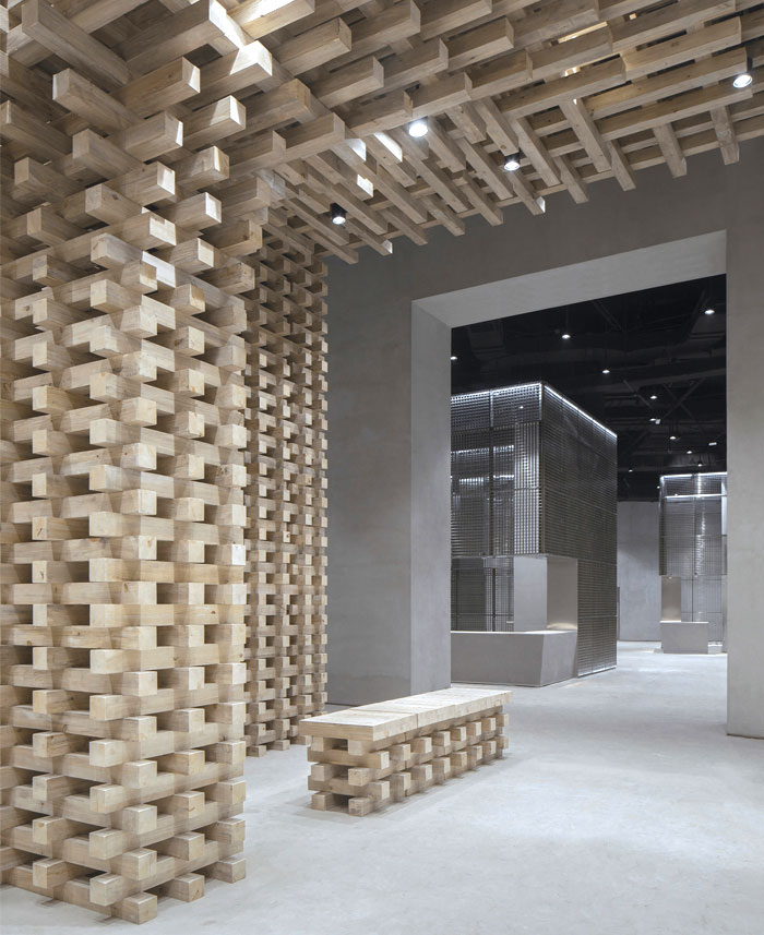 multi functional cultural space 12