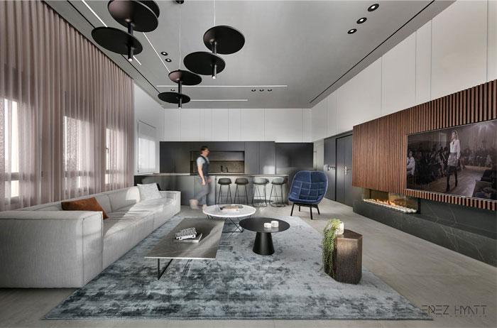 penthouse in modiin 11