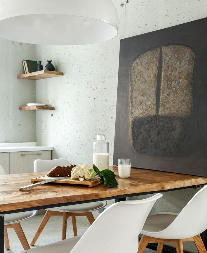 room design buro beton apartment 12