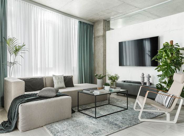 room design buro beton apartment 3