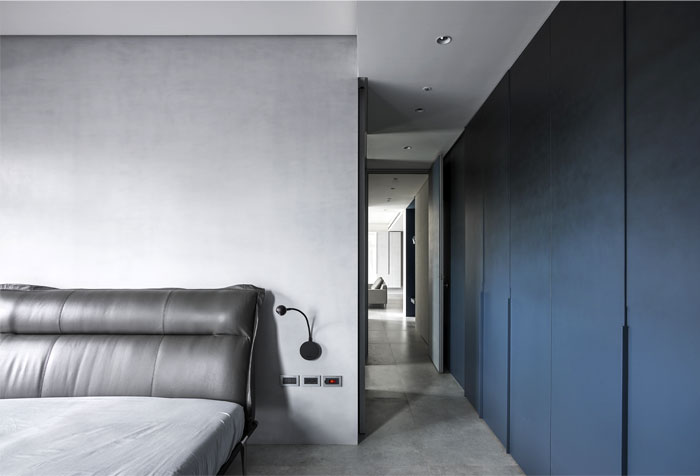 small scale apartment Waterfrom Design 14
