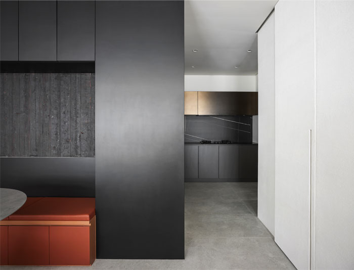 small scale apartment Waterfrom Design 7