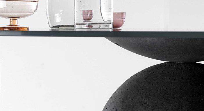 Janeiro Table – Collaboration Between Bartoli Design and Lago
