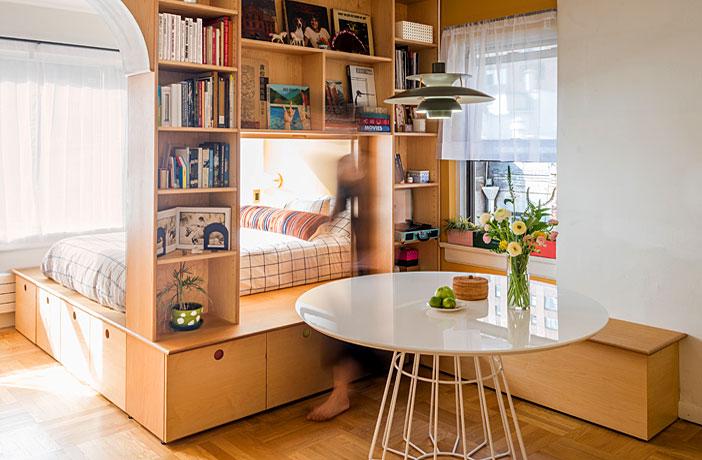 apartment sandy wen studio
