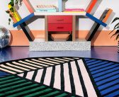Tribal-Pop Wool Rugs by Camille Walala