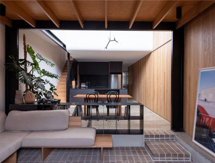 north fitzroy house olaver architecture 1