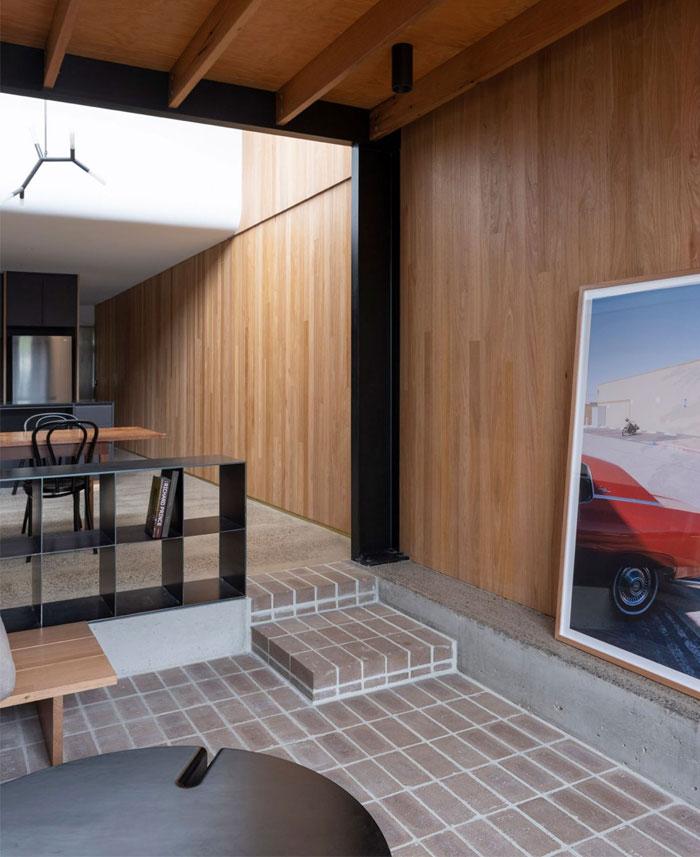 north fitzroy house olaver architecture 3