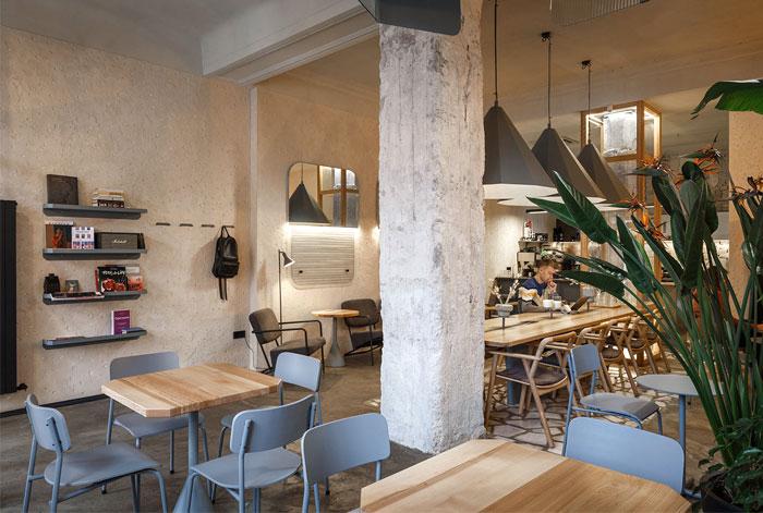 culturist coffee house svoya studio 15