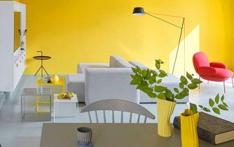 house p yellow apartment 338x212