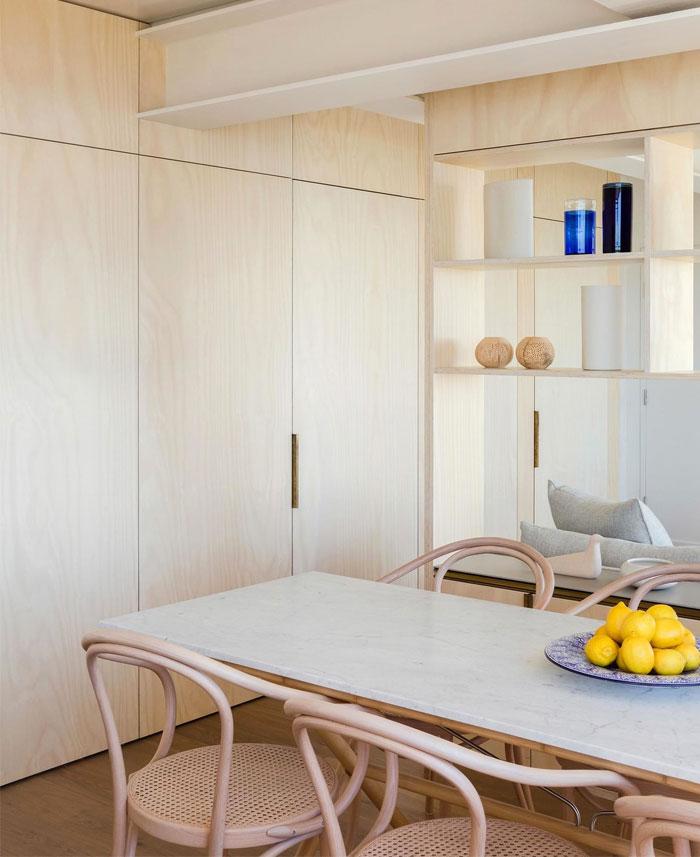 small studio apartment james garvan architecture 11