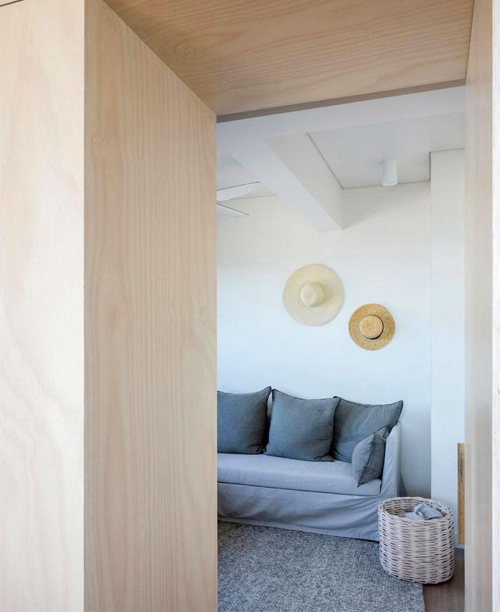 small studio apartment james garvan architecture 13