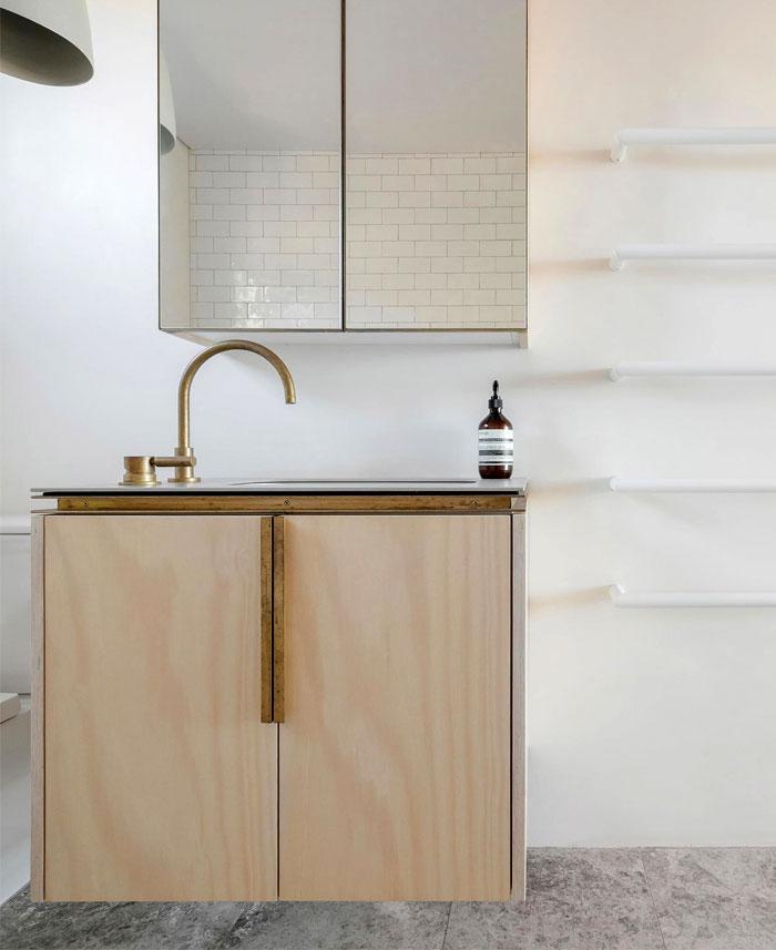 small studio apartment james garvan architecture 14