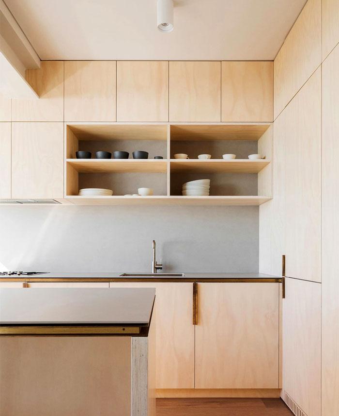 small studio apartment james garvan architecture 3