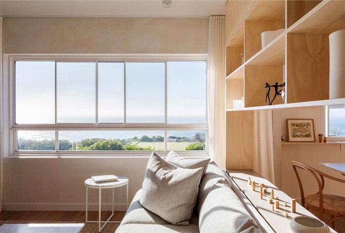 small studio apartment james garvan architecture 8