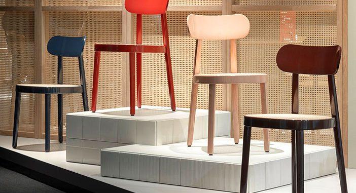 The new Café Thonet by Sebastian Herkner