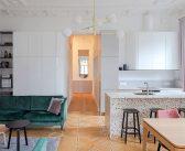 Neoclassical And Art Deco Features in Vilnius Interior